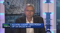 US sales to pick up: Alcatel-Lucent CEO