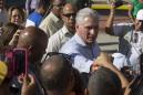 Cuba grants unprecedented access to presidential tour