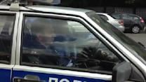 Police Obey Citizens In Russia