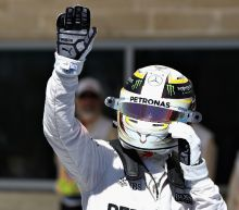 Hamilton powers to pole at United States Grand Prix