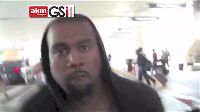 Kanye West Investigated in Alleged Beating of Paparazzo at LAX