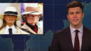'Weekend Update' Scorches Melania Trump Over Flip-Flop On 'I Don't Care' Jacket