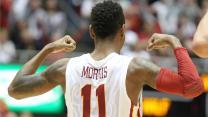 Iowa State's Monte Morris' 17 Second-Half Points Fuel Comeback