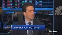 Lawsky: One thing I wish we'd done earlier in my tenure.....