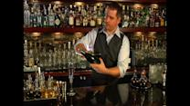 How to Saber a Bottle of Champagne - Raising The Bar with Jamie Boudreau - Small Screen