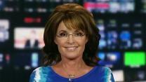 Sarah Palin on her political future