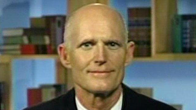 Gov. Scott: FAA cuts are 'ridiculous'