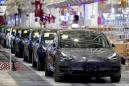 Tesla cuts starting price for China-made Model 3 cars by 8%