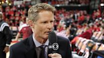 RADIO: Steve Kerr's quickly becoming a hot coaching commodity