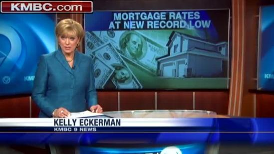 Mortgage rates fall again to historic lows