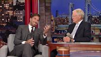 New York Rangers' Henrik Lundqvist, Part 2 - David Letterman