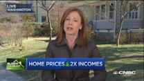 Home prices accelerating