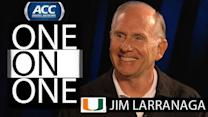One-on-One: Jim Larranaga, Miami