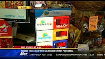 Raising the stakes with California's first Powerball