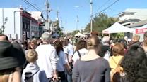 Po-Boy Festival draws crowds of hungry people