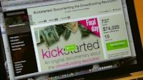 Crowdfunding websites raise billions