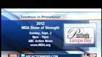 Positively Tampa Bay: MDA Telethon September 2nd
