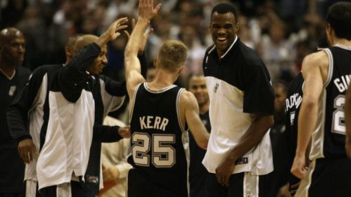 David Robinson cautions that Durant and Warriors have short title window