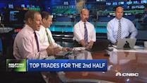 Top trades for the 2nd half: CCE, TJX & more