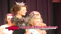 Did Miss University of Arkansas violate pageant contract?