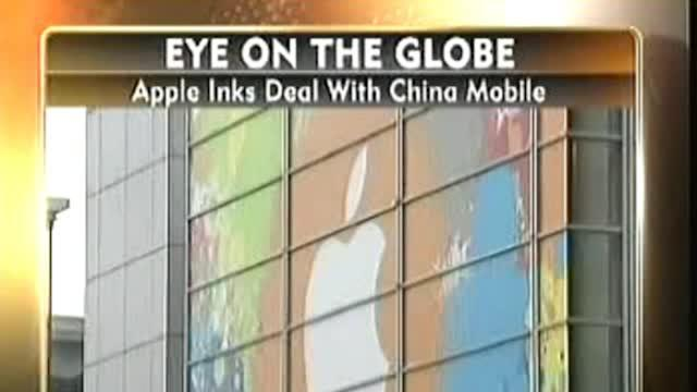Apple inks deal with China Mobile