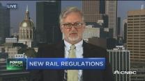 The battle ground between railroads & regulators