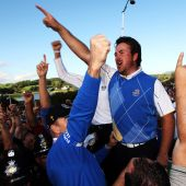 Graeme McDowell 'Gutted' to Miss European Ryder Cup Team