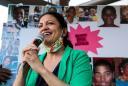 Progressive congresswoman Rashida Tlaib defeats primary challenger in 'Squad' win