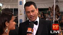 The 65th Emmy Awards Red Carpet: Jimmy Kimmel
