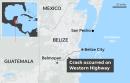 2 cruise passengers dead, 5 injured after Belize tour van crash