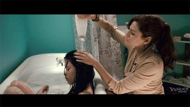 'Girl in Progress' Clip: Missing Shampoo