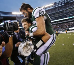 Ryan Fitzpatrick made the Jets sweat and then made them pay