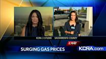 Sacramento gas prices continue to climb