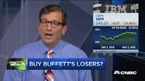 Buy Buffett's losers?