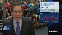Santelli: 10-year down after soft data