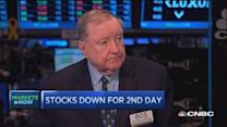 Cashin: Global markets nervous