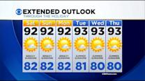 CBS4 Weather @ Your Desk 8-29-14 11 PM