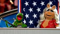 Kermit and Miss Piggy announce split