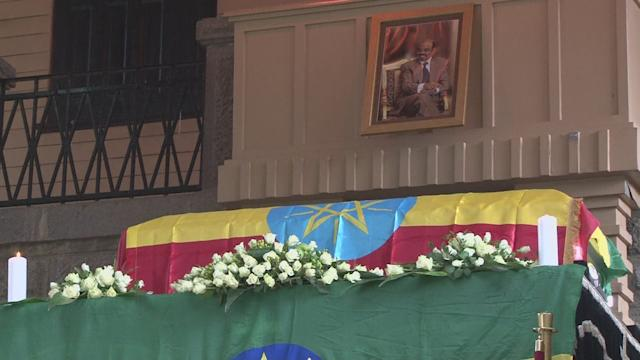 Ethiopia readies first state funeral of a leader in 80 years