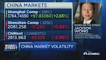 Is China's market turmoil over? Maybe not: Pro