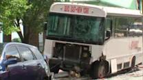 Bus driver to face charges in crash that killed infant