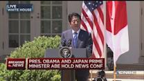 Japan's Abe: Women's rights should never be infringed upo...
