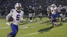 Bills unafraid to go right to deadline with Tyrod Taylor, coach Sean McDermott says