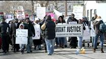 Dozens Protest Fatal Police Involved Shooting