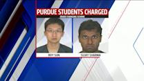 Purdue Students Charged In Scheme To Change Grades
