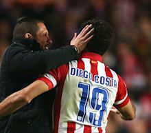 Costa was Atleti's Messi - Simeone explains 2014 Champions League call