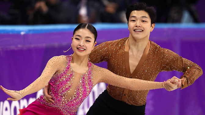 Skating siblings also competing against stigma