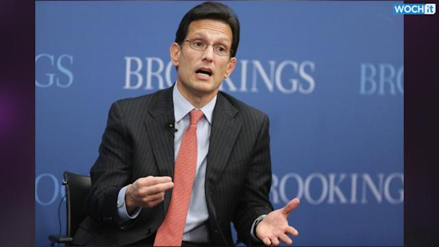 House GOP Leader Eric Cantor Loses Renomination Bid