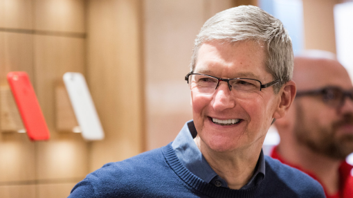 Apple CEO Tim Cook can't pronounce Pokémon but he still thinks it's incredible