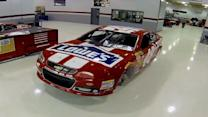 No. 48 all wrapped in red